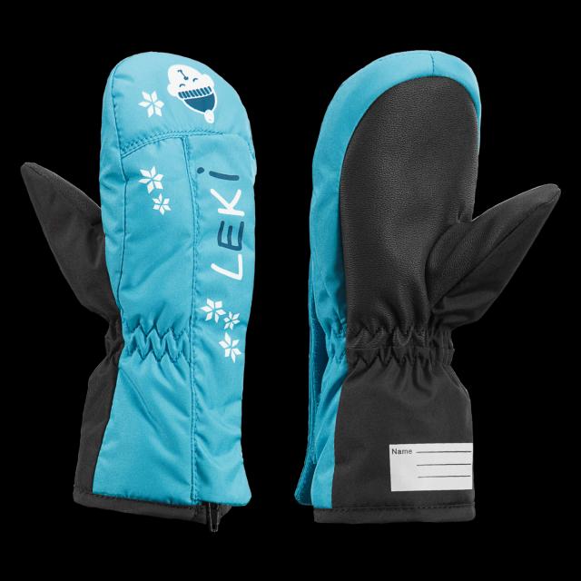 cfd17880c2f Dětské lyžařské rukavice LEKI Little Polar ZAP MITT