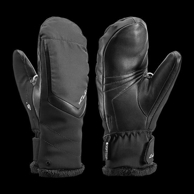 Dámské lyžařské rukavice LEKI STELLA S LADY MITT black  4d2071ac61