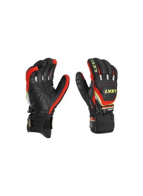 221d6c0ec58 Dětské lyžařské rukavice LEKI Worldcup Race Coach Flex S GTX Junior ...