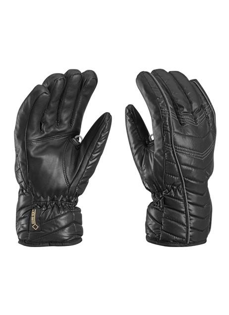 Dámské lyžařské rukavice LEKI Cortina S GTX black  4bc9717b5d