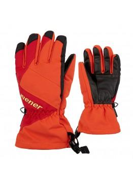 272c962e9e5 Juniorské rukavice ZIENER AGIL AS orange spice