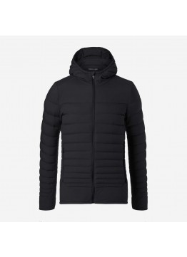 Pánská bunda KJUS Blackcomb stretch hooded jacket black