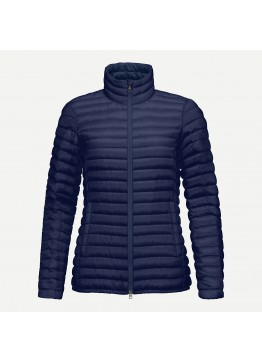 Dámská bunda KJUS Cypress down jacket atlanta blue