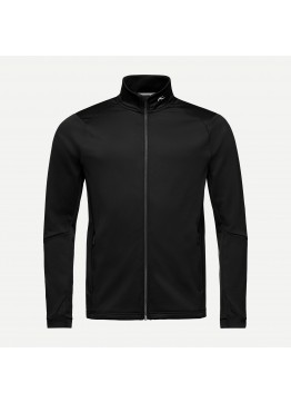 Pánská mikina KJUS Diamond Fleece jacket black