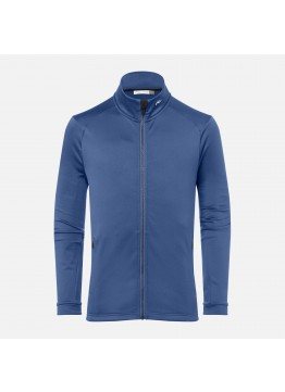 Pánská mikina KJUS Diamond Fleece jacket blue stone