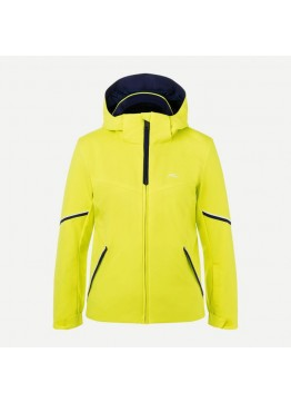 Chlapecká bunda KJUS Formula jacket citric yellow