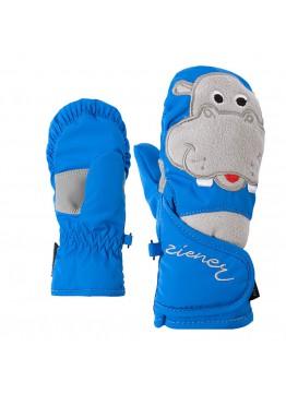 f3228a76c56 790KčNovinka  Dětské rukavice ZIENER LAFAUNA AS MINIS hippo