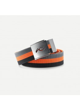 Unisexový pásek KJUS Square Webbing Belt multi-colored